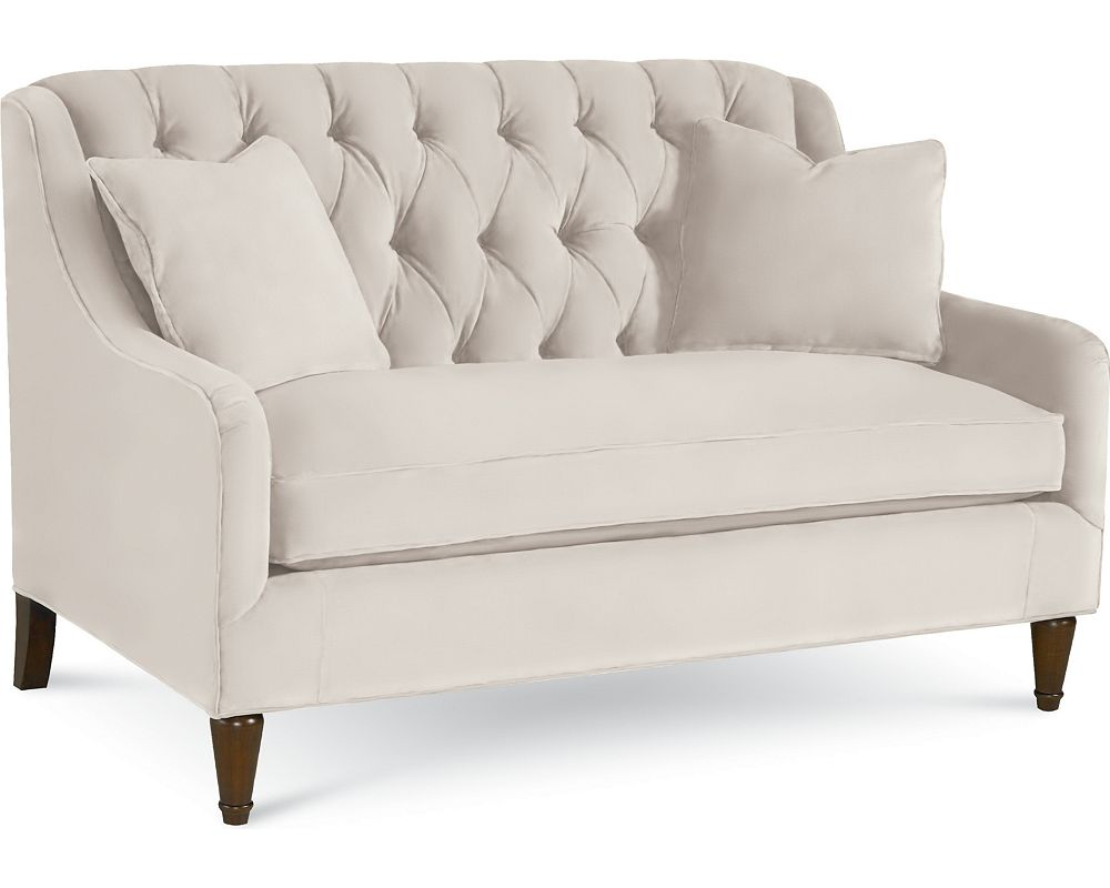barcelona settee living room furniture thomasville