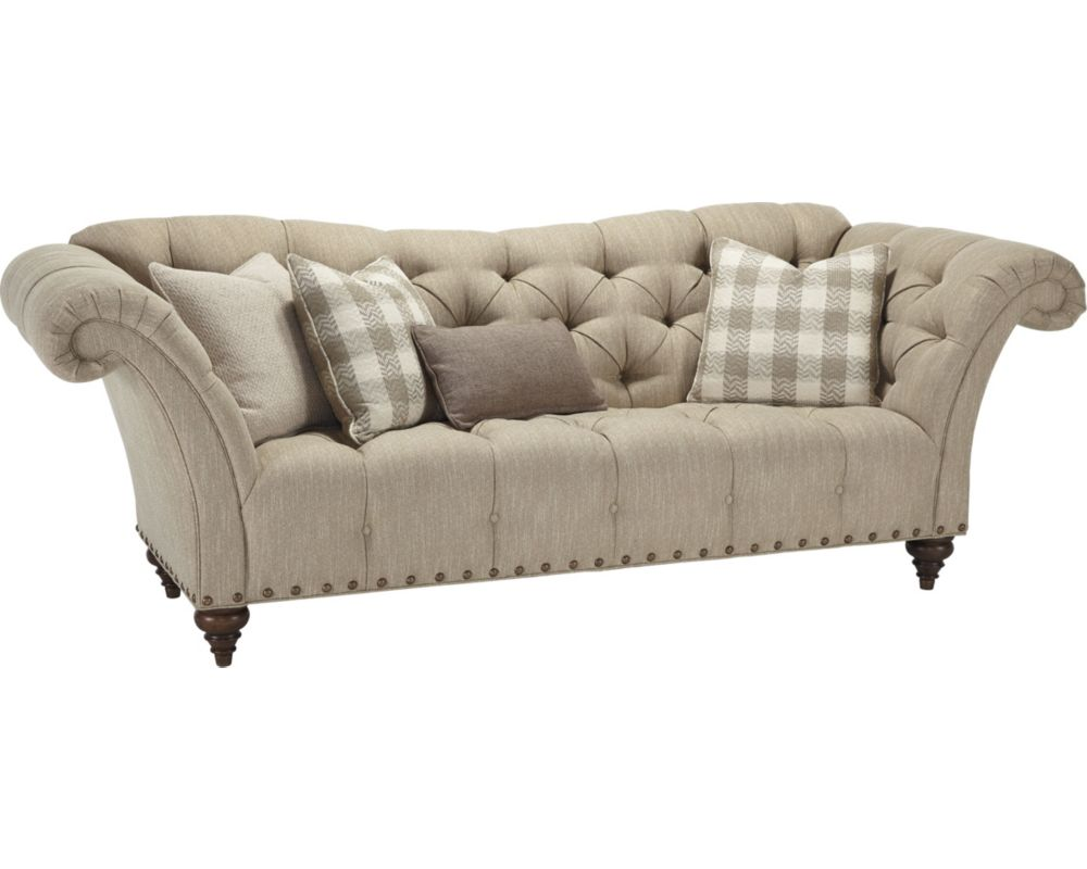 Ella sofa thomasville furniture for Couch and loveseat