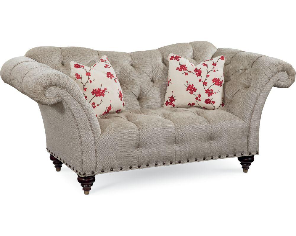 Ella Home Sofa ~ Ella loveseat thomasville furniture