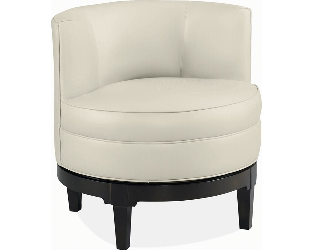 Swivel Chairs For Living Room Anja Swivel Chair Living Room Furniture Thomasville Furniture
