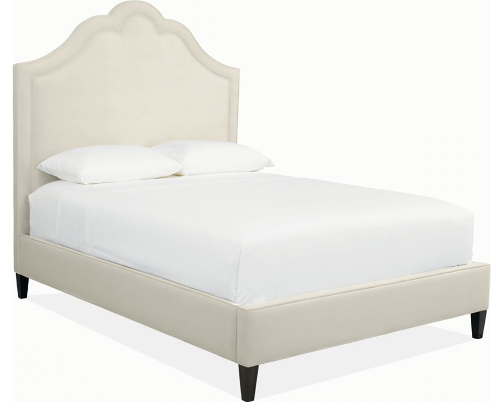 Twin bed side view - Azzuro Bed