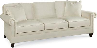 Mercer Large 3 Seat Sofa (Panel Arm)