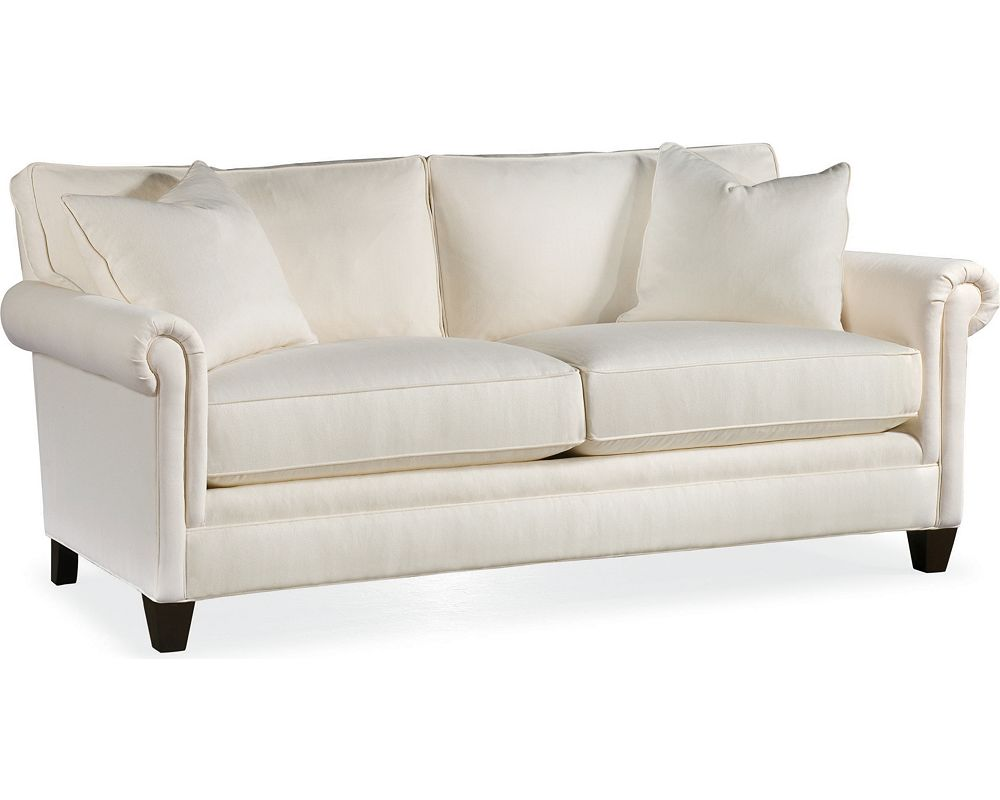 Mercer Small 2 Seat Sofa (Panel Arm) - Sofas - Living Room ...