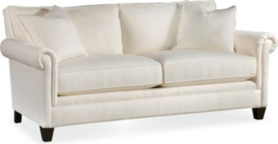 mercer small 2 seat sofa panel arm