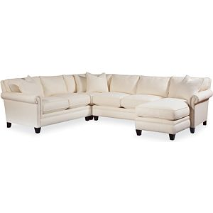Mercer Sectional (Panel Arm)