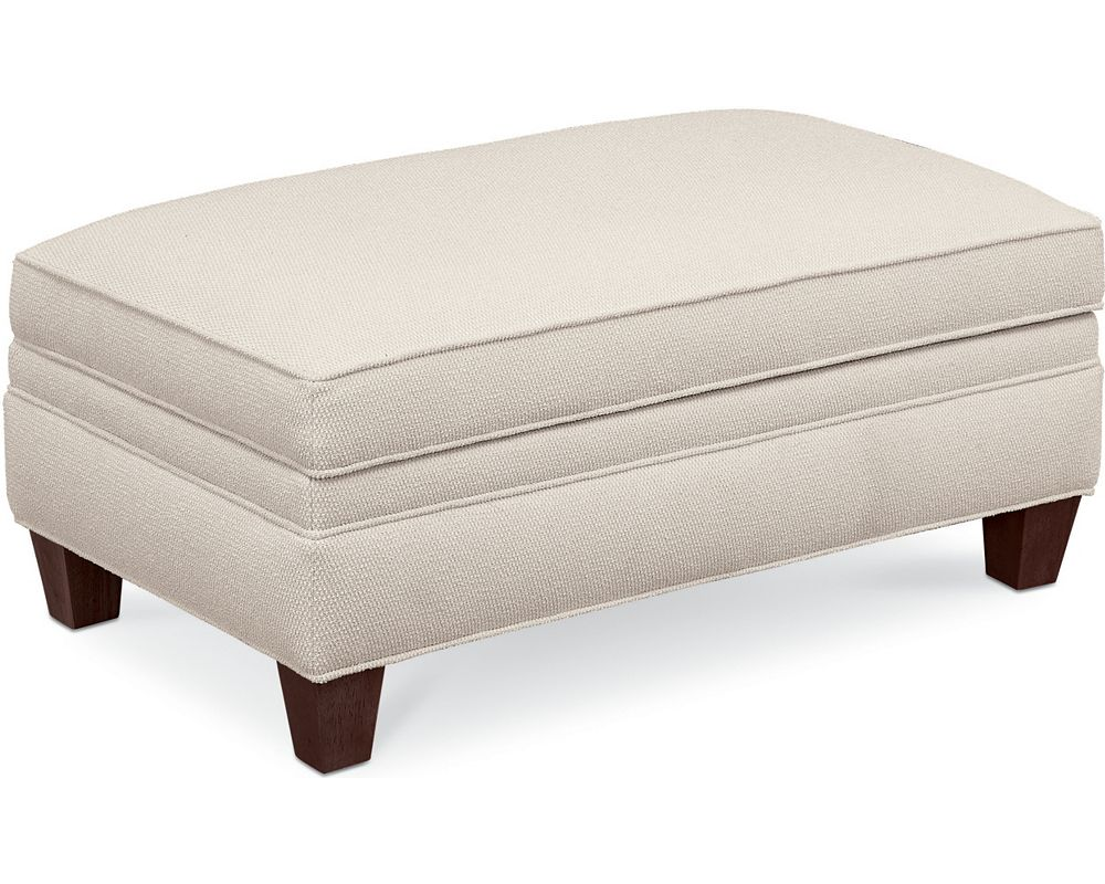 Mercer Storage Ottoman and a Half