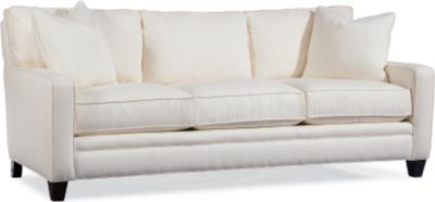 mercer large 3 seat sofa track arm - Large Sofas