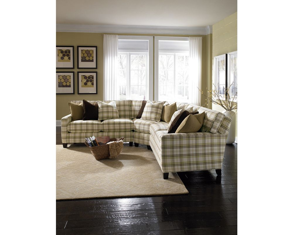 Mercer Sectional Sofa Living Room Furniture
