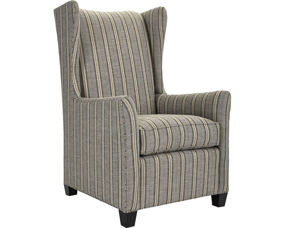 Newcastle Wing Chair | Living Room Furniture | Thomasville Furniture