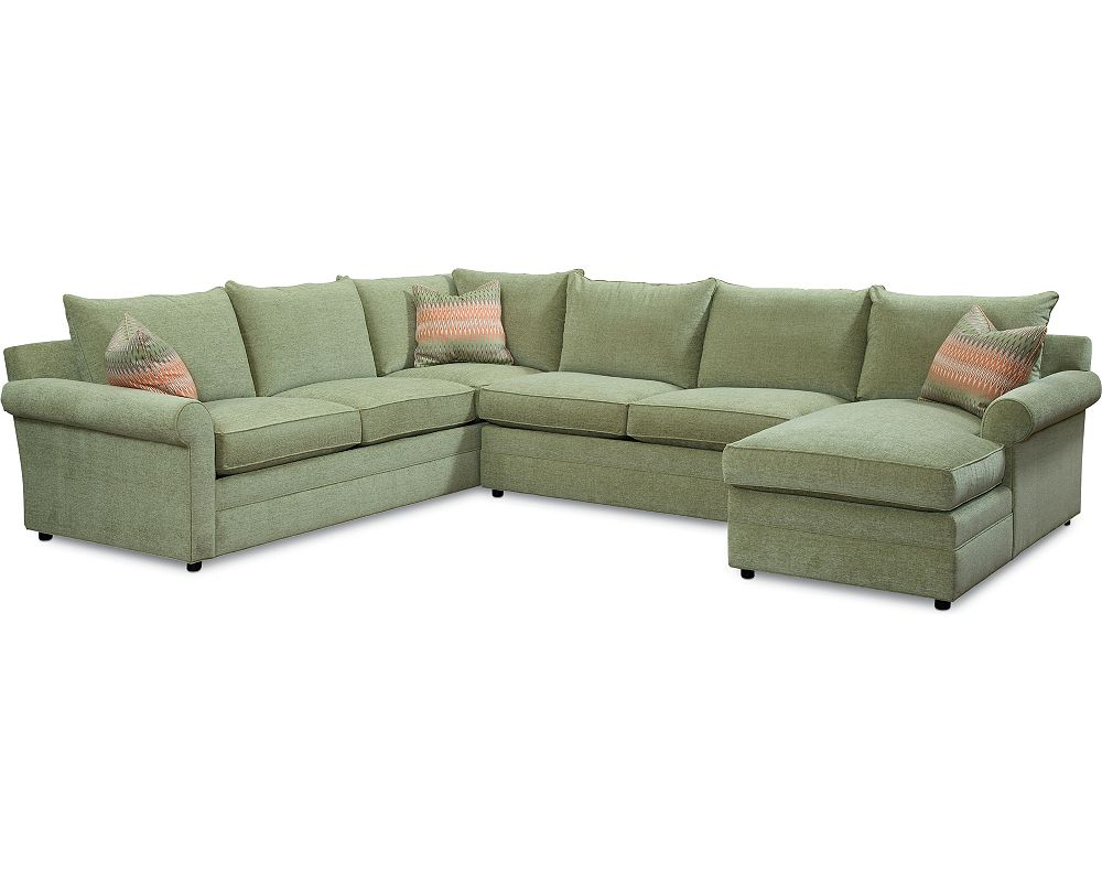 Thomasville sectional sofas large thomasville sectional for Thomasville sectional sleeper sofa