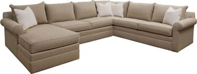 sc 1 st  Thomasville Furniture : meyer sectional sofa - Sectionals, Sofas & Couches