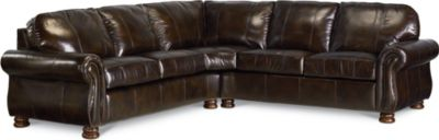 Genial Benjamin Sectional (Two Piece) (Express)