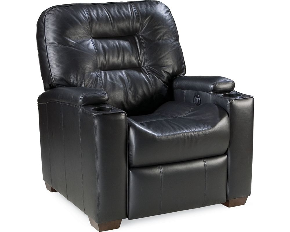 Latham Media Recliner with Cup Holder (Motorized)