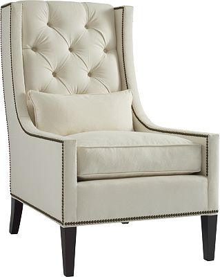 Chandler wing chair
