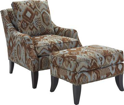 Teddy Ottoman (Fabric)