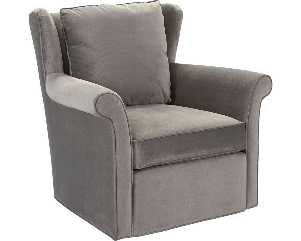 Swivel Chairs For Living Room Delia Swivel Chair Living Room Furniture Thomasville Furniture