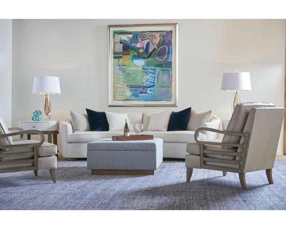 Anthony baratta isla sectional thomasville furniture for Anthony baratta luna upholstered bed