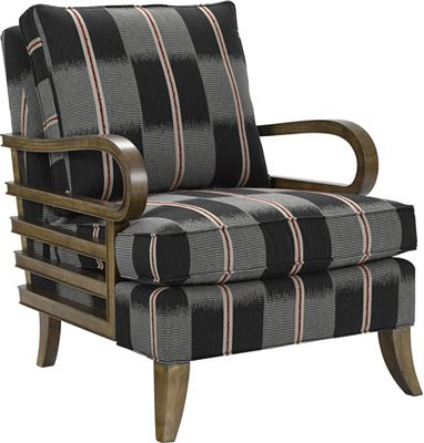Anthony Baratta Kirk Chair (Fabric)