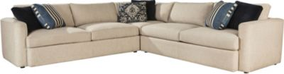 Merveilleux ED Ellen DeGeneres Ladera Sectional Crafted By Thomasville