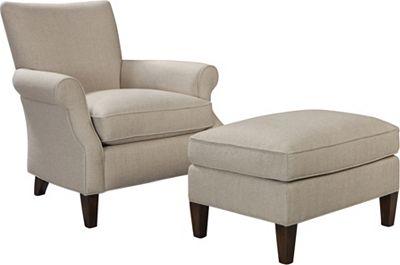 ottoman, living room furniture