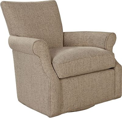 ED Ellen DeGeneres Westwood Swivel Chair Crafted by Thomasville