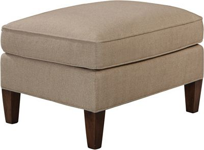 ED Ellen DeGeneres Westwood Ottoman Crafted by Thomasville