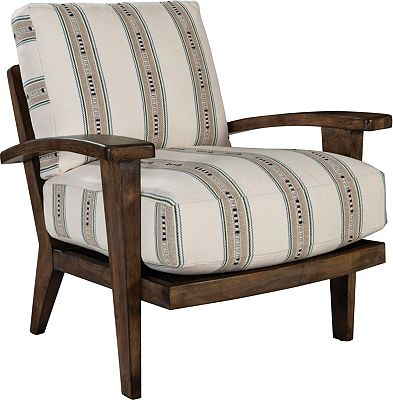 ED Ellen DeGeneres Hillcrest Cane Back Chair Crafted by Thomasville