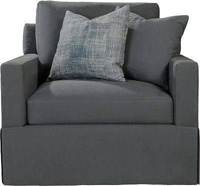 swivel chair, living room furniture