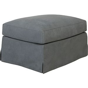 ED Ellen DeGeneres Eden Ottoman and a Half Crafted by Thomasville