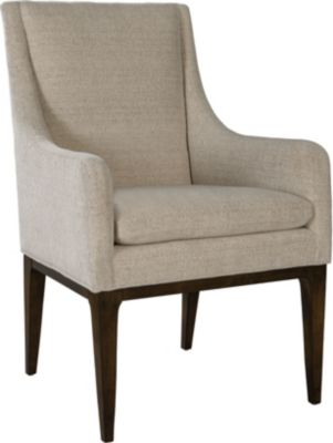 Superior ED Ellen DeGeneres Dabney Arm Chair With Legs Crafted By Thomasville