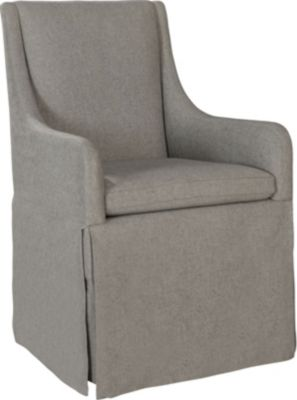 Bon ED Ellen DeGeneres Dabney Arm Chair Skirted Crafted By Thomasville