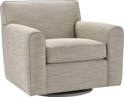 Ernest Hemingway® Spender Swivel Chair (Fabric)