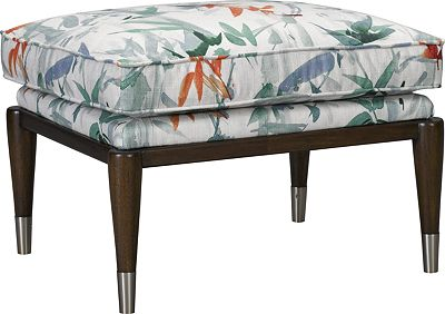 Ernest Hemingway® Meastra Ottoman (Fabric)