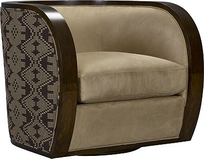 Ernest Hemingway® Partaga Swivel Chair
