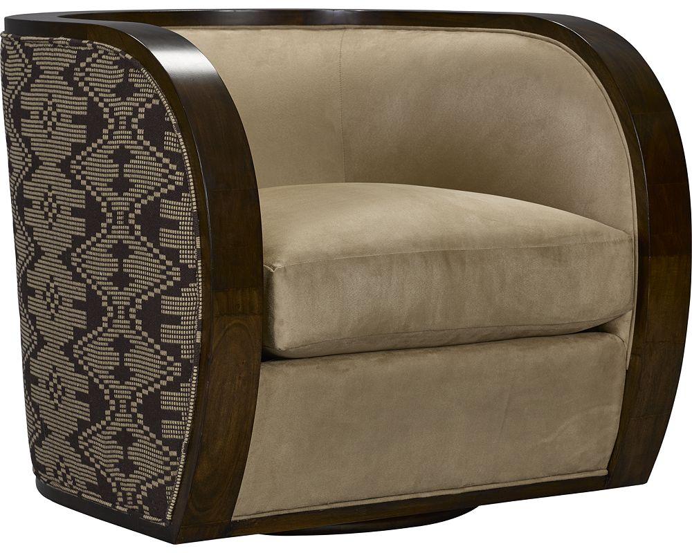Ernest Hemingway® Partaga Swivel Chair