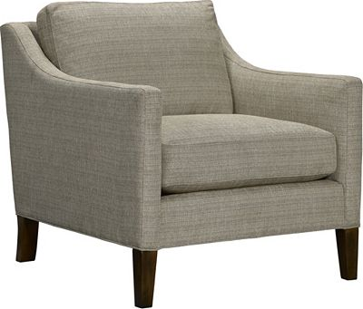 ED™ Ellen DeGeneres Liberte Chair (Fabric)