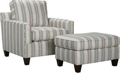 Thomasville, Dearborn, Dearborn Ottoman, living room furniture, living room, Furniture, Made in USA, Ottoman, Family-Friendly, Home