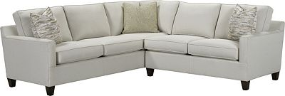 Thomasville, Dearborn, Dearborn Sectional, living room furniture, living room, Furniture, Made in USA, Sectional, Family-Friendly, Home