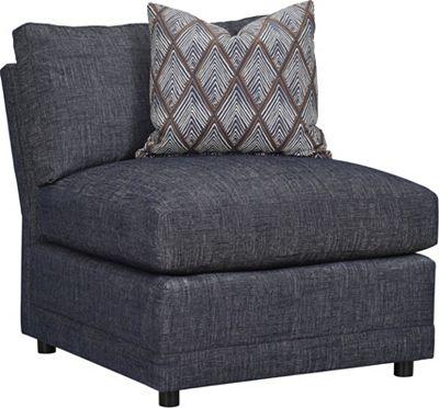 Marshall Modular Armless Chair