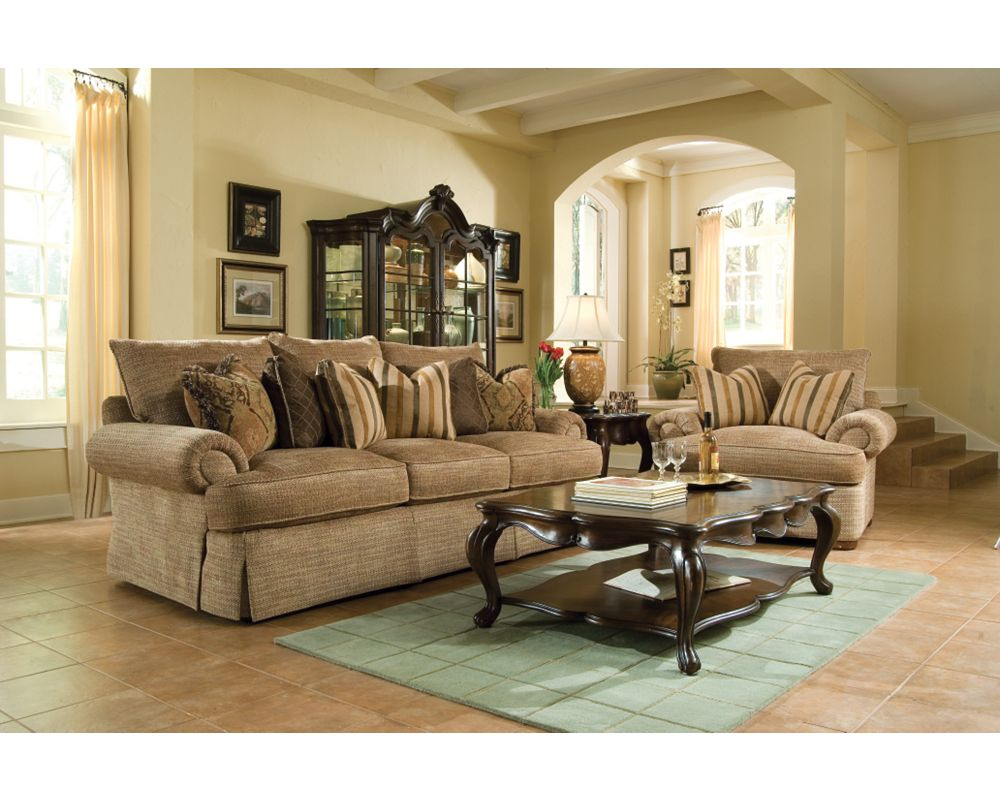 Brunello Drum Table Living Room Furniture Thomasville