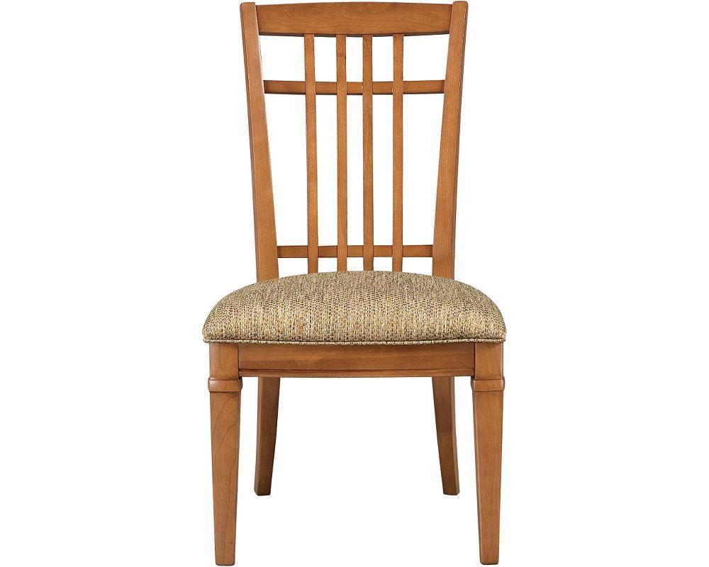 Bridges 2 0 Side Chair Newbridge Thomasville Furniture