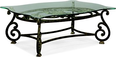 Grandview Rectangular Cocktail Table