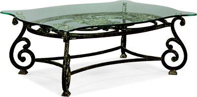 grandview rectangular cocktail table | thomasville furniture