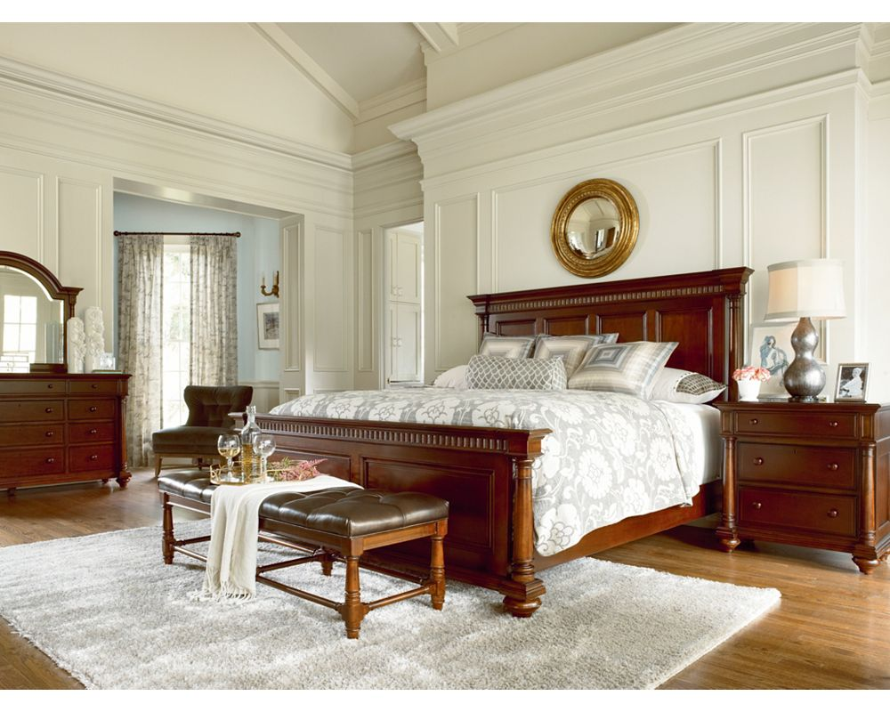 Triple dresser bedroom furniture thomasville furniture - Thomasville bedroom furniture ...