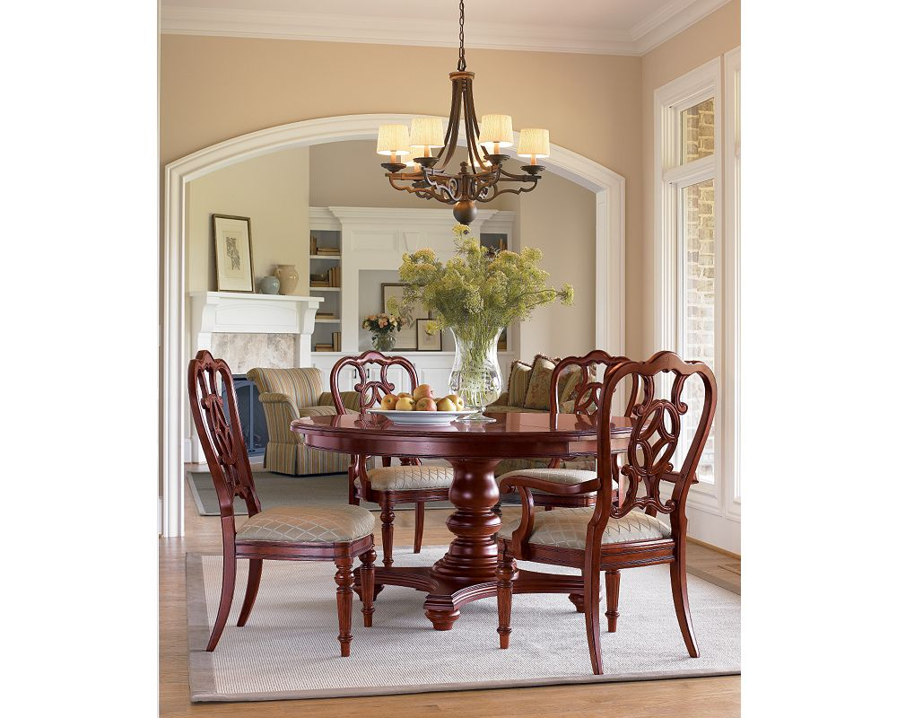Round Dining Table | Thomasville Furniture