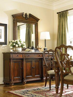 Fredericksburg Arm Chair Whiskey Thomasville Furniture