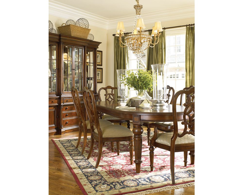 Oval Dining Table | Dining Room Furniture | Thomasville Furniture