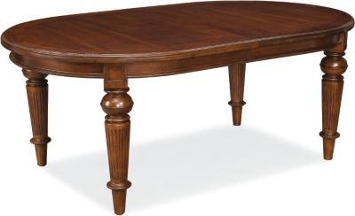 Perfect Oval Dining Table