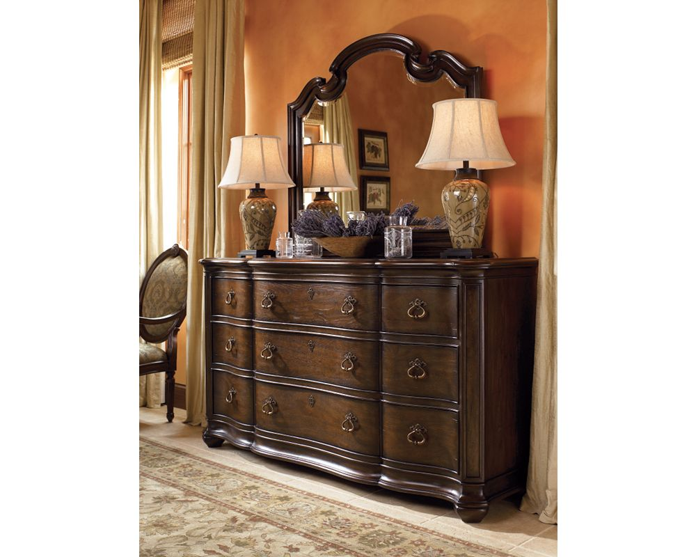 Lucca Dresser Bedroom Furniture Thomasville Furniture