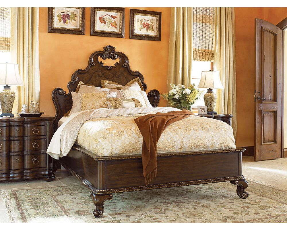 Lucca Night Stand Bedroom Furniture Thomasville Furniture